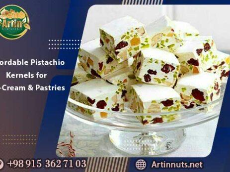 Affordable Pistachio Kernels