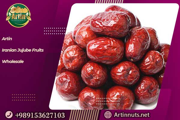 Iranian Jujube Fruits Wholesale