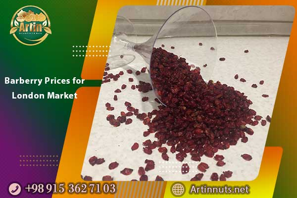 Barberry Prices for London Market