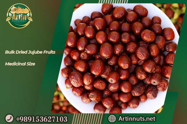 Bulk Dried Jujube Fruits