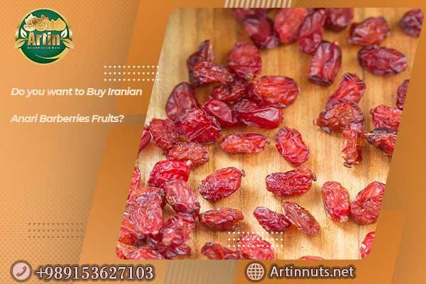 Buy Iranian Anari Barberries