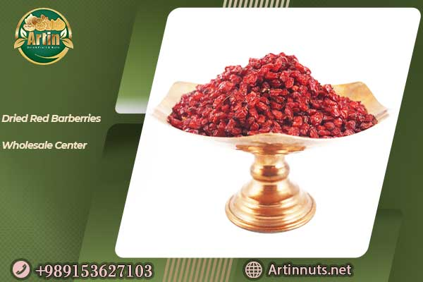 Dried Red Barberries