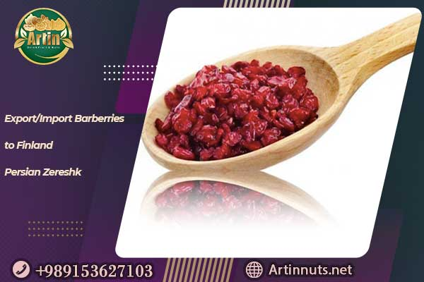 Import Barberries to Finland