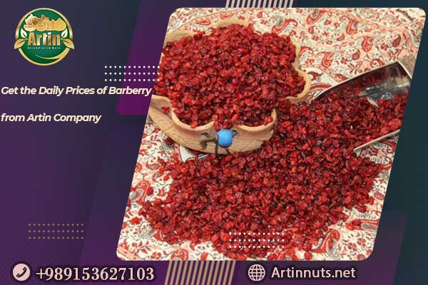 Daily Prices of Barberry