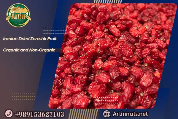 Iranian Dried Zereshk Fruit