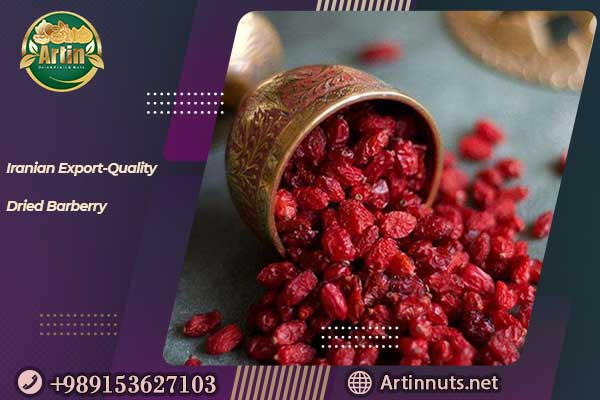 Iranian Export-Quality Dried Barberry