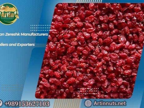 Iranian Zereshk Manufacturers