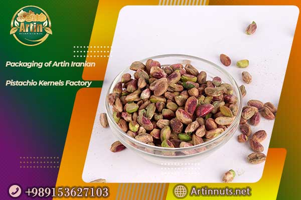Packaging of Artin Iranian Pistachio