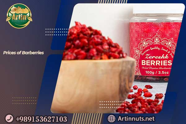 Prices of Barberries