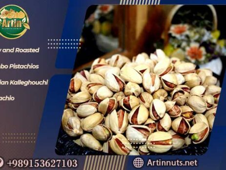 Raw and Roasted Jumbo Pistachios