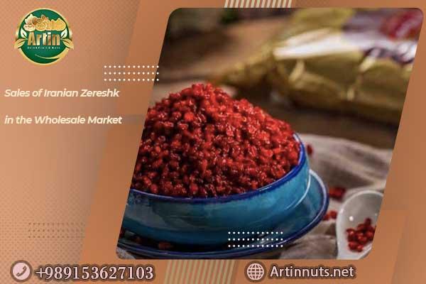 Sales of Iranian Zereshk