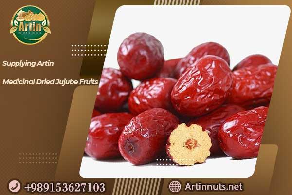 Artin Medicinal Dried Jujube