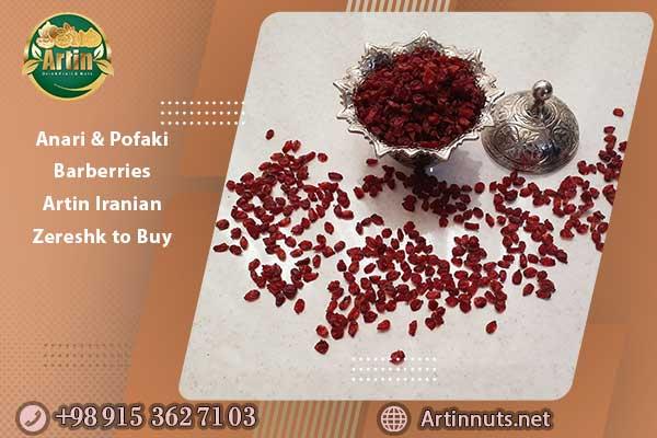 Anari & Pofaki Barberries