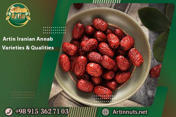 Artin Iranian Annab Varieties and Qualities