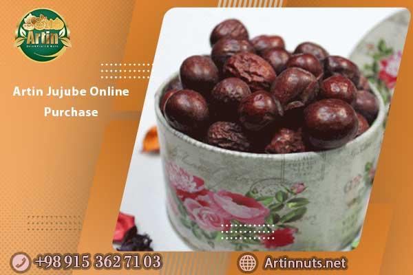 Artin Jujube Online Purchase