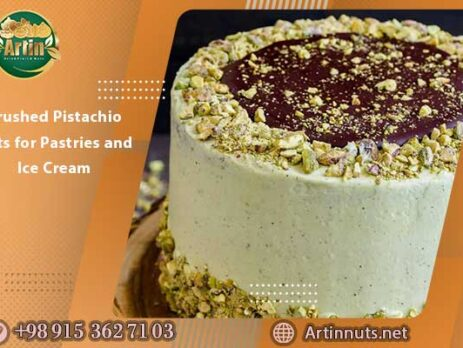Crushed Pistachio Nuts