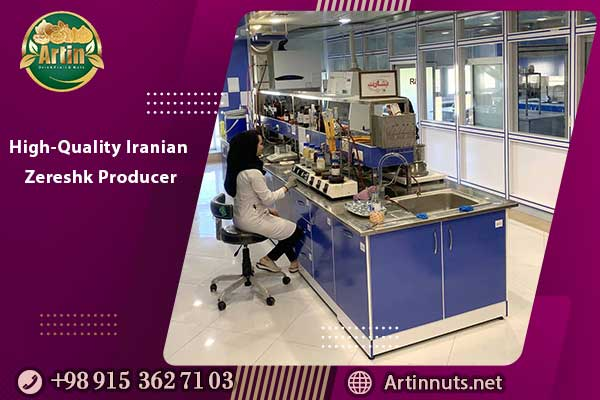 High-Quality Iranian Zereshk Producer