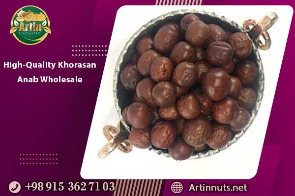 High-Quality Khorasan Anab Wholesale