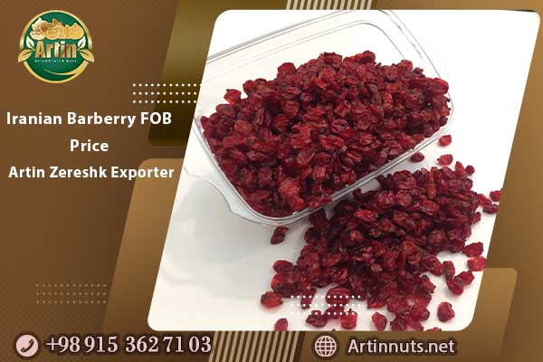 Barberry FOB Price