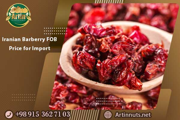 Iranian Barberry FOB Price for Import