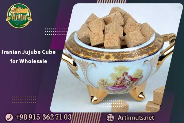 Iranian Jujube Cube for Wholesale