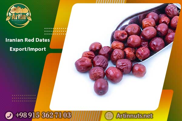 Iranian Red Dates Export/Import