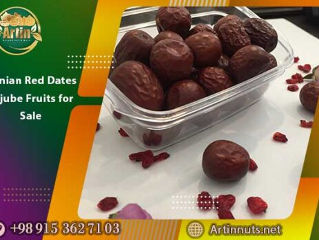 Iranian Red Dates