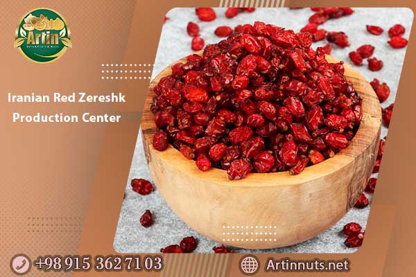 Iranian Red Zereshk Production Center