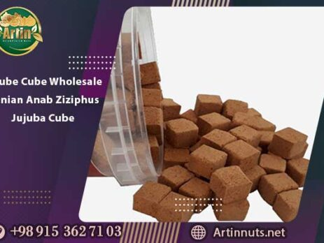 Jujube Cube Wholesale