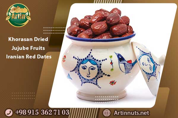 Khorasan Dried Jujube Fruits