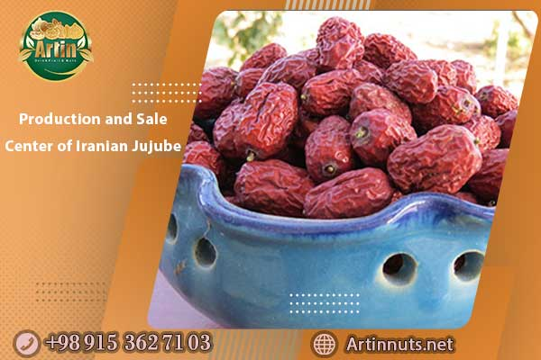 Production and Sale Center of Iranian Jujube