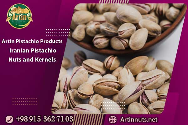 Artin Pistachio Products