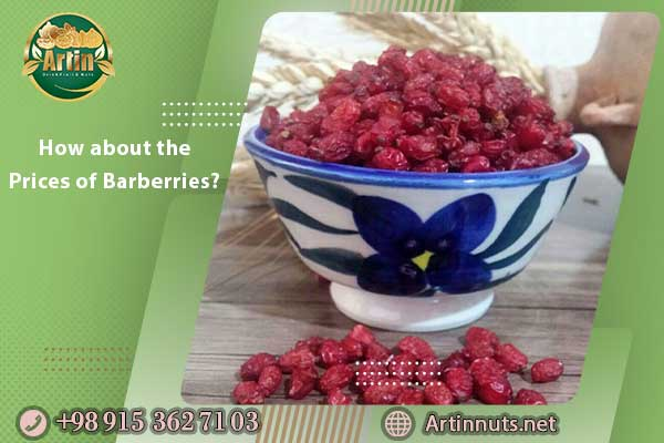 How about the Prices of Barberries?