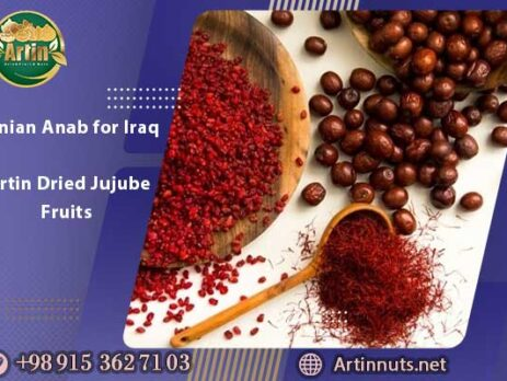 Iranian Anab for Iraq | Artin Dried Jujube Fruits