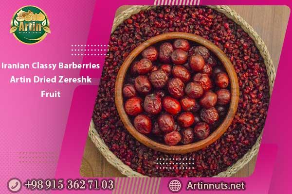Iranian Classy Barberries | Artin Dried Zereshk Fruit