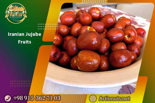 Iranian Jujube Fruits