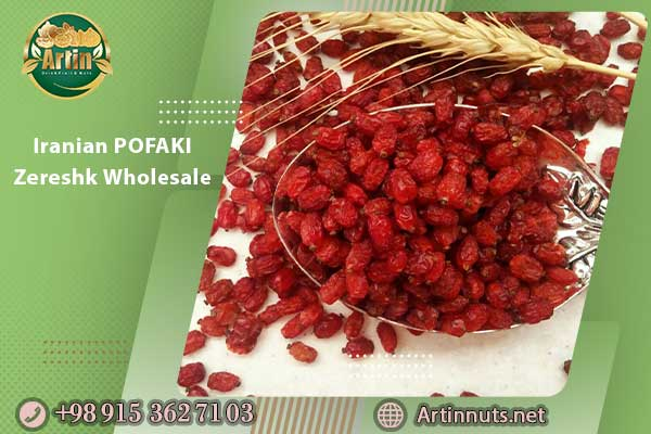 Iranian POFAKI Zereshk Wholesale