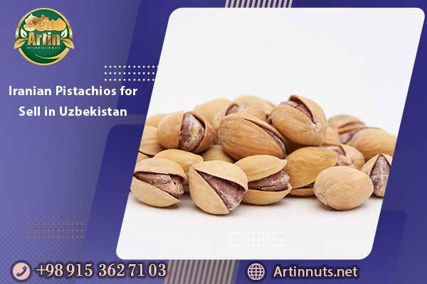 Iranian Pistachios for Sell in Uzbekistan