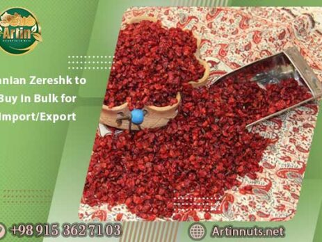 Iranian Zereshk to Buy in Bulk for Import/Export