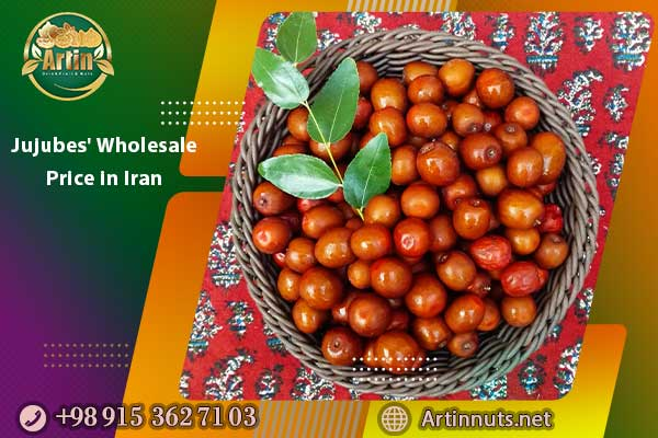 Jujubes' Wholesale Price in Iran