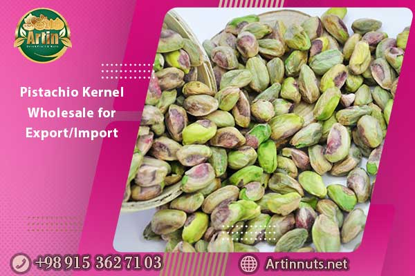 Pistachio Kernel Wholesale for Export/Import
