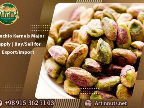 Pistachio Kernels Major Supply | Buy/Sell for Export/Import
