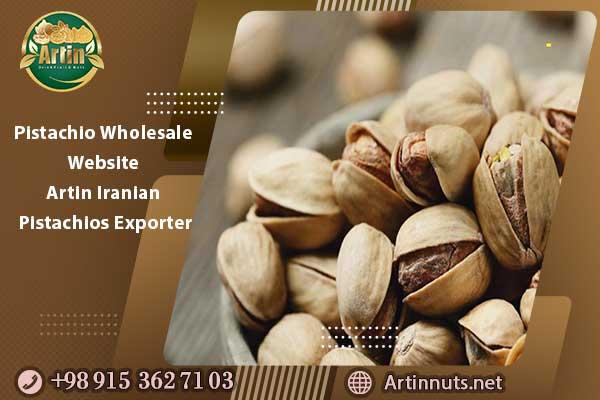Pistachio Wholesale Website | Artin Iranian Pistachios Exporter