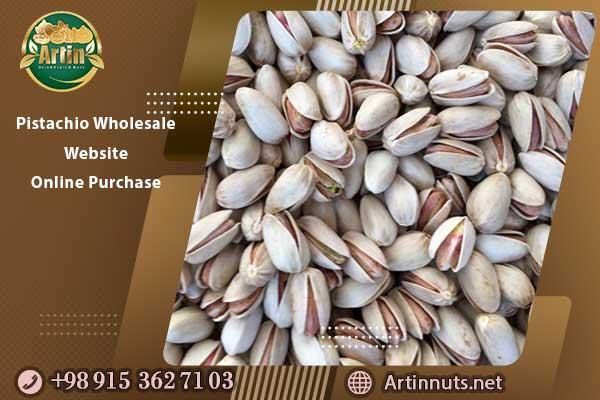 Pistachio Wholesale Website | Online Purchase