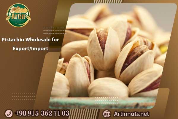 Pistachio Wholesale for Export/Import