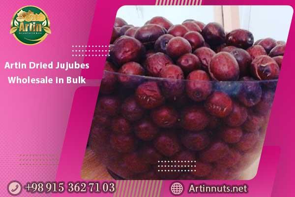 Artin Dried Jujubes Wholesale in Bulk