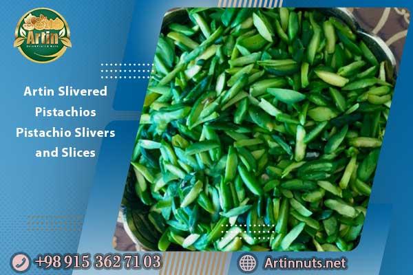 Artin Slivered Pistachios | Pistachio Slivers and Slices