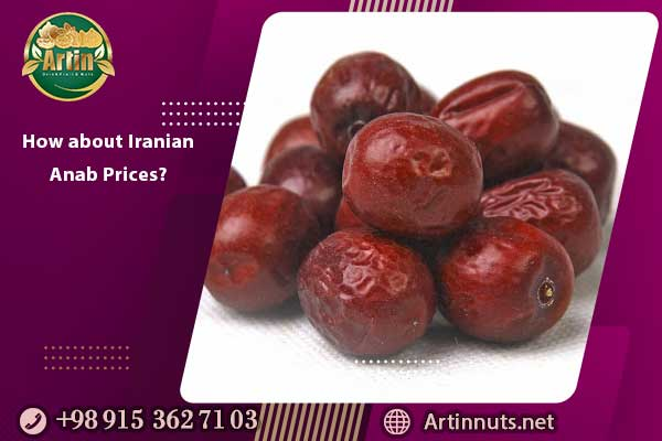 How about Iranian Anab Prices?