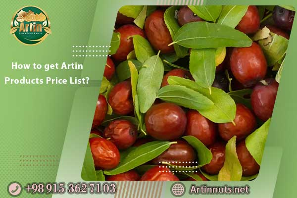 How to get Artin Products Price List?