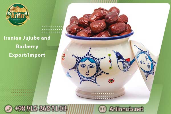 Iranian Jujube and Barberry Export/Import